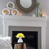 Декоративный камин для вашего дома, портал, имитация