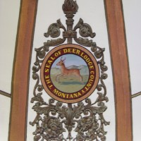 Здание суда в округе Дир-Лодж — фото 4