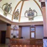 Здание суда в округе Дир-Лодж — фото 2