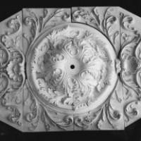 Декоративная розетка Р.1630 диаметр 800