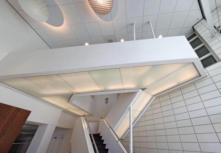 Подвесной потолок в Anker — фото 2