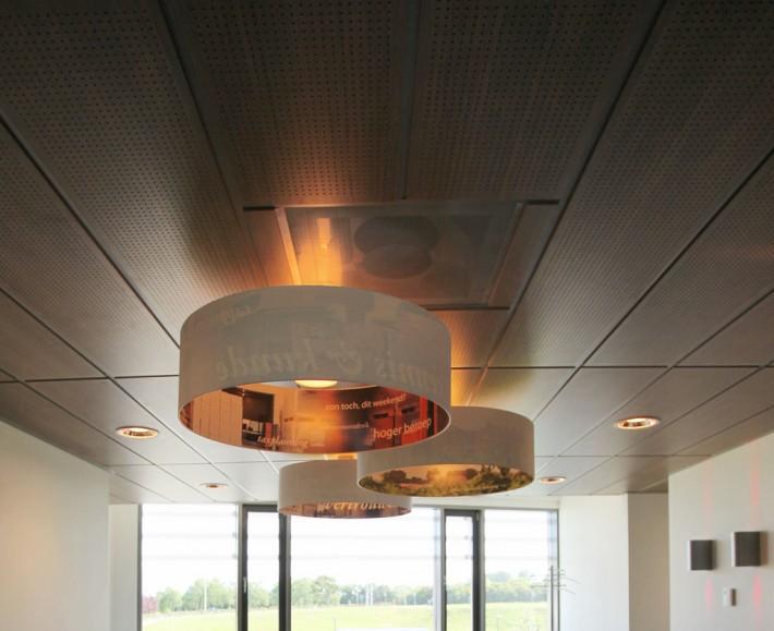 Подвесной потолок в Syncount — фото 2