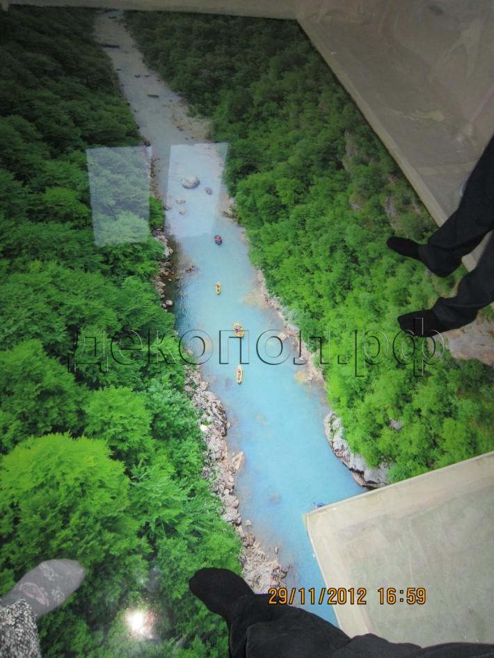 3d-пол от компании Декопол — фото 2