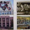 Выставка монументального искусства и ДПИ в СПб СХ — фото 68