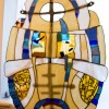 Выставка монументального искусства и ДПИ в СПб СХ — фото 33