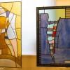 Выставка монументального искусства и ДПИ в СПб СХ — фото 48