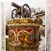 Выставка монументального искусства и ДПИ в СПб СХ — фото 3