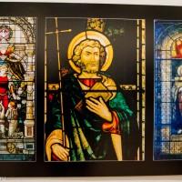 Выставка монументального искусства и ДПИ в СПб СХ — фото 39