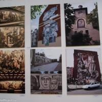 Выставка монументального искусства и ДПИ в СПб СХ — фото 59