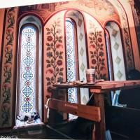 Выставка монументального искусства и ДПИ в СПб СХ — фото 37