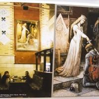 Выставка монументального искусства и ДПИ в СПб СХ — фото 51