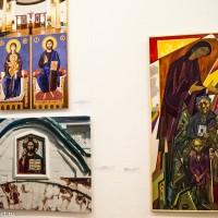 Выставка монументального искусства и ДПИ в СПб СХ — фото 41