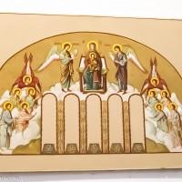 Выставка монументального искусства и ДПИ в СПб СХ — фото 60