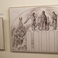 Выставка монументального искусства и ДПИ в СПб СХ — фото 42