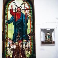 Выставка монументального искусства и ДПИ в СПб СХ — фото 49