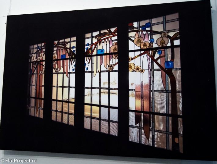 Выставка монументального искусства и ДПИ в СПб СХ — фото 14