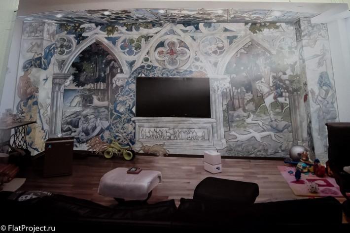 Выставка монументального искусства и ДПИ в СПб СХ — фото 7