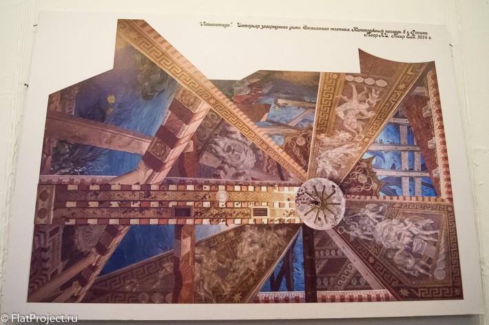 Выставка монументального искусства и ДПИ в СПб СХ — фото 47