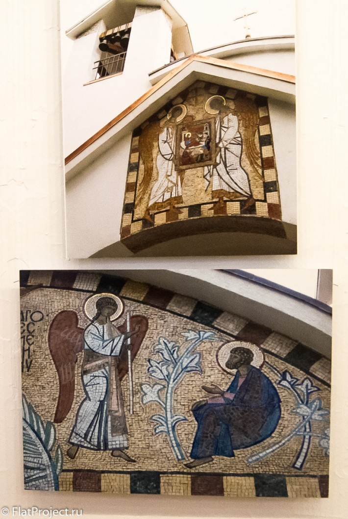 Выставка монументального искусства и ДПИ в СПб СХ — фото 21
