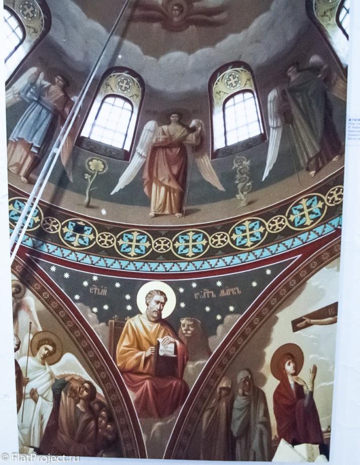 Выставка монументального искусства и ДПИ в СПб СХ — фото 62