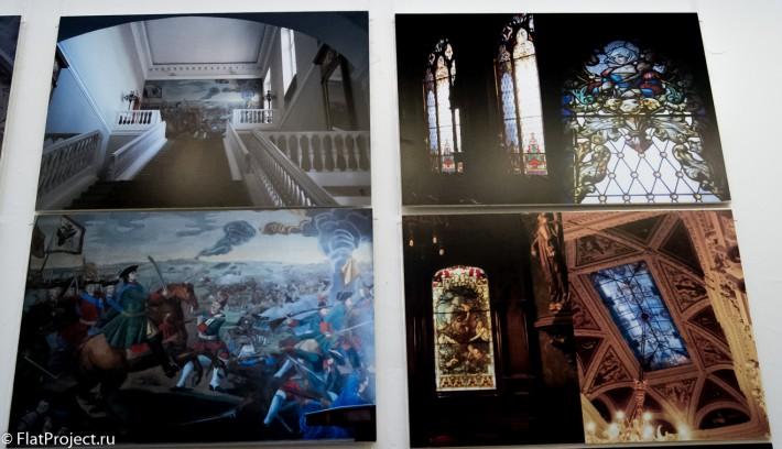 Выставка монументального искусства и ДПИ в СПб СХ — фото 15