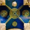 Потолок Храма Гроба Господня