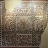 Мозаичный полы в музее Веруламий — фото 3