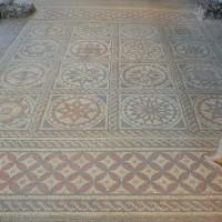 Мозаичный полы в музее Веруламий — фото 2