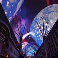 Потолок из ЖК экранов — фото 3