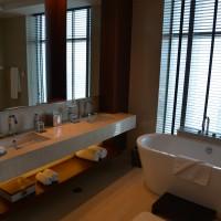 Ванная отеля JW Marriott в Дубае — фото 1