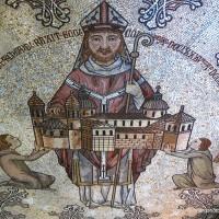 Мозаичный пол Кафедрального Собора в Кельне