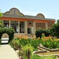 Сады Эрам в Ширазе — фото 1