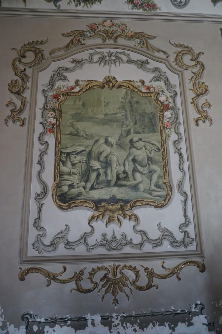 Роспись бывшего Епископского дворца в Вивье — фото 7