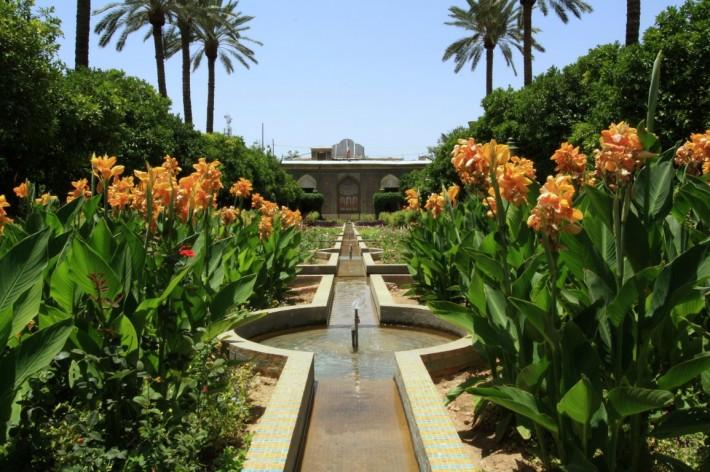 Сады Эрам в Ширазе — фото 3