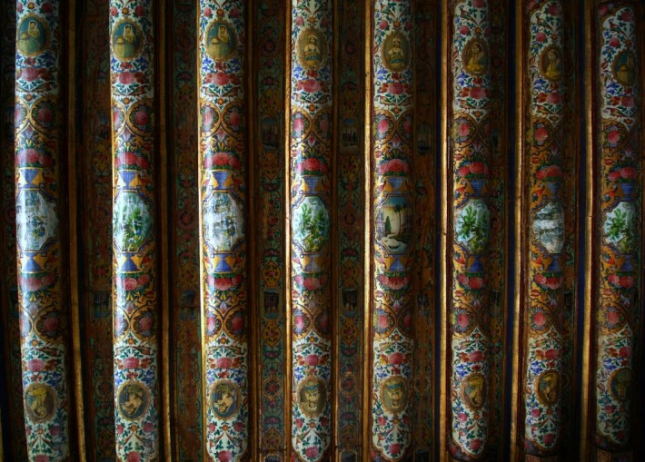 Интерьеры дома Наранджестан Кавам в Ширазе — фото 15