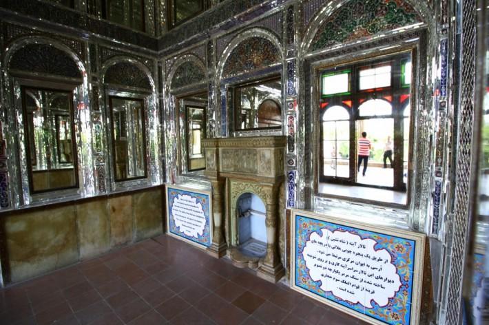 Интерьеры дома Наранджестан Кавам в Ширазе — фото 13