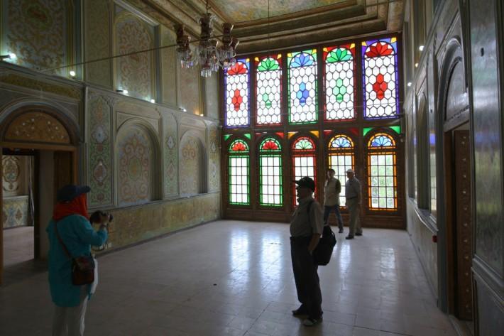 Интерьеры дома Наранджестан Кавам в Ширазе — фото 3