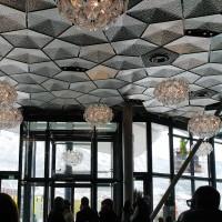Потолок из металлических панелей EXYD — фото 3