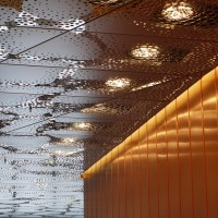 Потолок из металлических панелей EXYD — фото 5