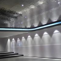 Потолок из металлических панелей EXYD — фото 4