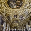 Фото росписи потолка в Лувре — фото 4
