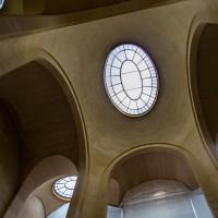 Фото потолка в Лувре — фото 5