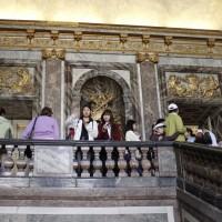 Потолки и декор Версальского дворца — фото 37