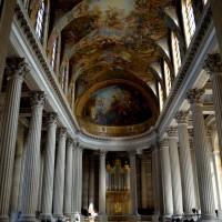 Потолки и декор Версальского дворца — фото 23