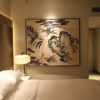 Спальня отеля Grand Hyatt Taipei — фото 1