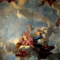 Потолки и декор Версальского дворца — фото 22