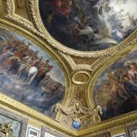 Потолки и декор Версальского дворца — фото 20