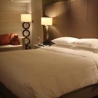 Спальня отеля Grand Hyatt Taipei — фото 3