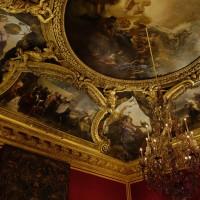 Потолки и декор Версальского дворца — фото 18