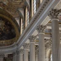 Потолки и декор Версальского дворца — фото 21